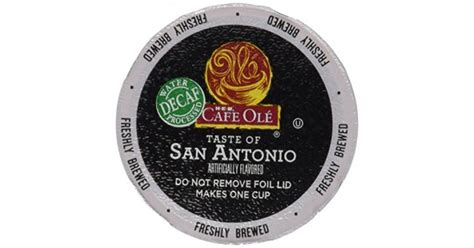 View the menu, check prices, find on the map, see photos and ratings. H.E.B Cafe Ole Taste of Texas San Antonio Single Serve ...