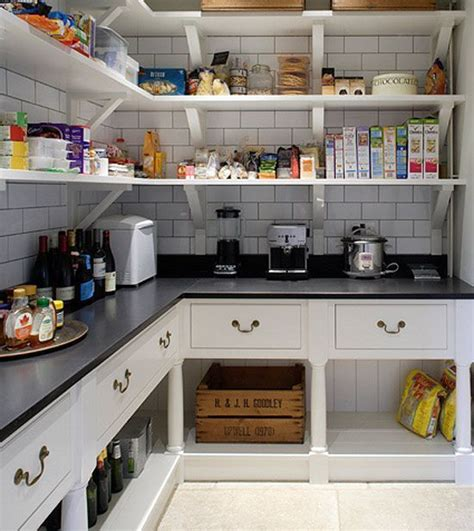 The Definition Of A Butler's Pantry A Service Room