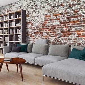 Tapete Altes Mauerwerk : die perfekte steinoptik tapete 32 realistische ko designs ~ Markanthonyermac.com Haus und Dekorationen