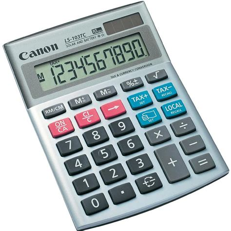 comparateur pc bureau mini calculatrice ls 103 tc vente mini calculatrice ls