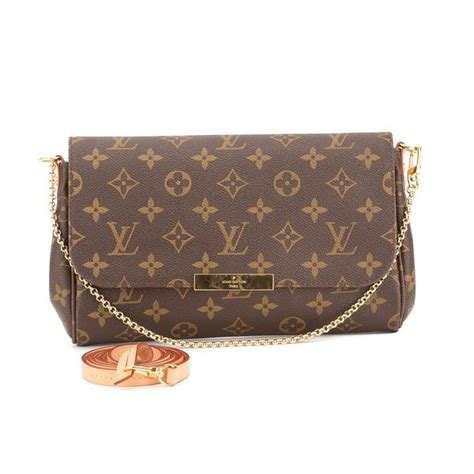 louis vuitton monogram favorite clutch pm bag pre owned luxedh