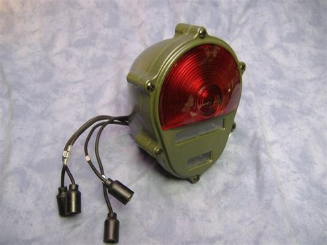 big mikes motor pool military truck lights military