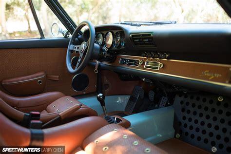 porsche 911 singer interior 1992 singer porsche 911 964 supercar interior n