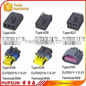 Types Of Automotive Connectors