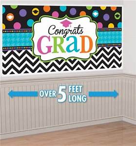 dream big graduation banner 65in party city best With party city banner letters
