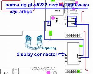 Samsung Star 3 Duos S5222 Lcd Display Light Ic Solution