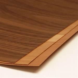 Non-Adhesive Wood Back Veneer WalzCraft