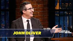 John Oliver Does Not Care About the Royal Engagement - YouTube
