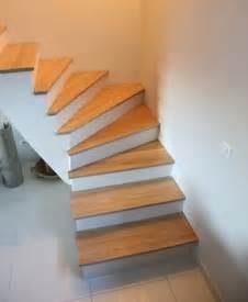 Renover Un Escalier En Chene by Escalier Quart Tournant En Ch 234 Ne Le Blog Du Bois