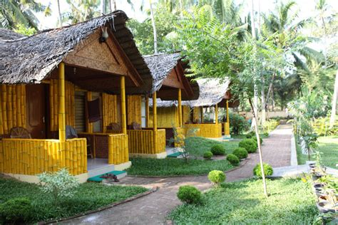 Savithri Inn Bamboo Cottage, Varkala Use Coupon Code
