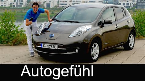 Nissan Leaf Full Review 30 Kwh 250 Km Battery Upgrade Test