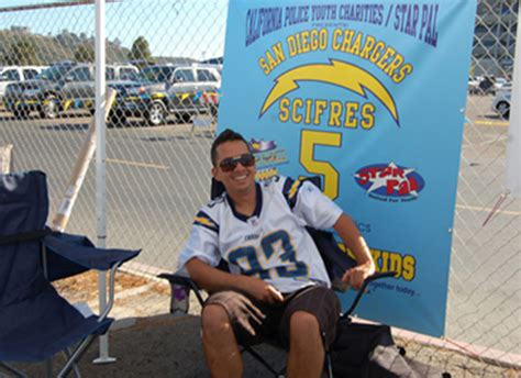Cpyc San Diego Chargers Game Day For Kids