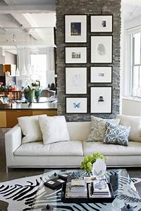 How to hang pictures match art shape of walls utr