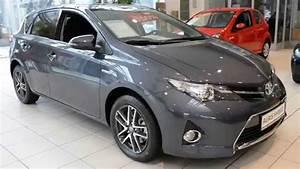 Toyota Auris 2015 : 2015 new toyota auris hybrid edition youtube ~ Medecine-chirurgie-esthetiques.com Avis de Voitures