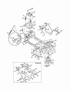 Mtd Model 13a0785t055 Lawn  Tractor Genuine Parts