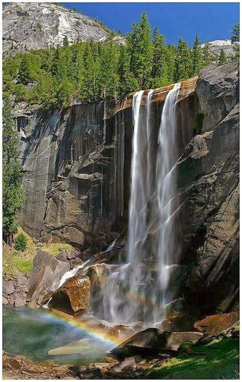 Vernal Fall Yosemite National Park California