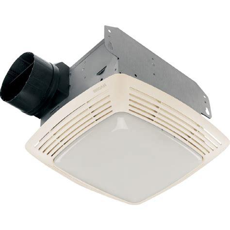 broan bathroom fan replacement shop broan 2 5 sone 80 cfm white bathroom fan at lowes com