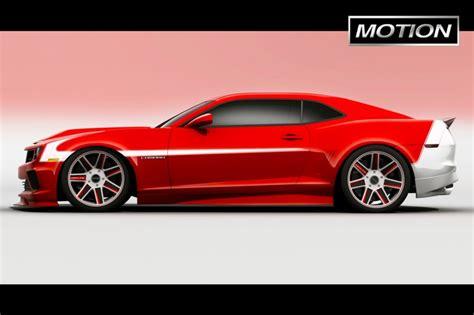 Baldwin Chevrolet by Baldwin Motion Name Returns On 427 And 454 Custom Camaros