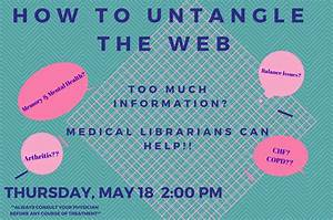 Consumer Health Information  Untangling The Web  U2013 Plymouth Public Library