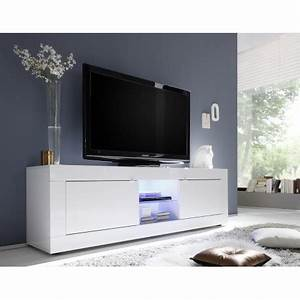 Dolcevita II Gloss TV Stand TV Stands 1236 Sena Home