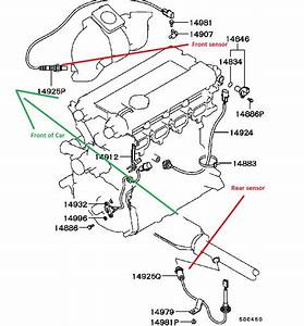 Wiring Diagram For 2000 Mitsubishi Galant Fuse Box  Wiring