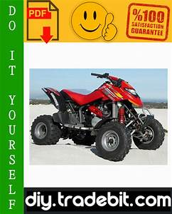 2004 Bombardier Quest Traxter Ds650 Outlander Rally Atv Service Repair Manual Download
