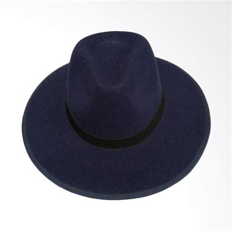 jual d d hat collection fedora panama wide brim hat