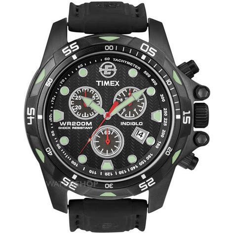 timex dive s timex indiglo expedition dive chronograph