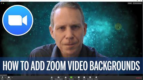 adding zoom motion background  fun  video