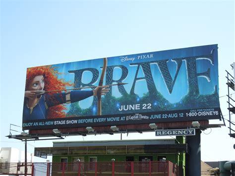 Disney Movie Billboard daily billboard giant brave  billboards 1280 x 960 · jpeg