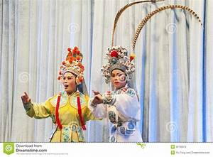 Chinese Opera Editorial Photography - Image: 35135972