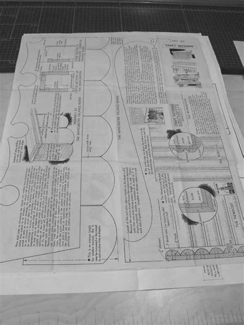 valance boards vintage woodworking plans woodworkersworkshop