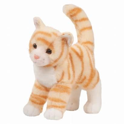 Tiffy Cat Tabby Orange Douglas Stuffed Theanimalkingdom