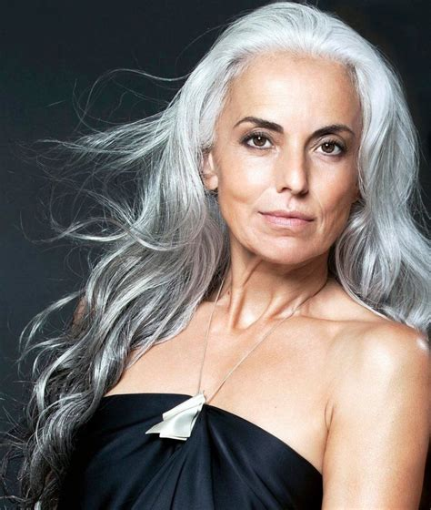 Benefits Of Hair Color by Yasmina Age 59