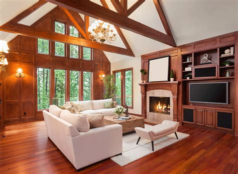 Some Vaulted Ceiling Lighting Ideas To Perfect Your Home