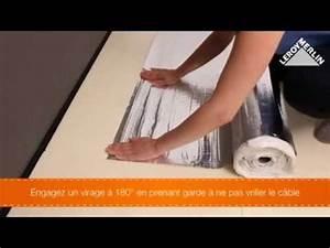 Sol Chauffant Électrique : installer le sol chauffant lectrique fmd equation youtube ~ Melissatoandfro.com Idées de Décoration