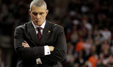 Focus Turns To Head Coach Frank Martin After Former Usc