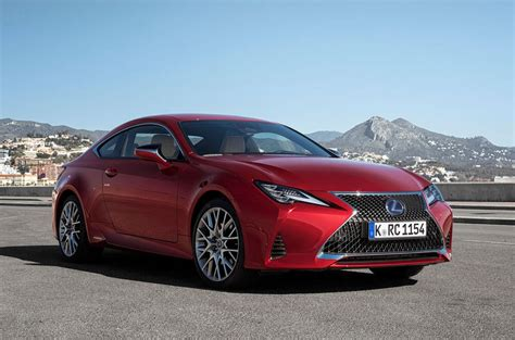 lexus rc   review autocar