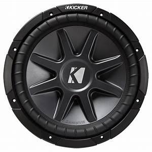 Kicker Compvt 10 U0026quot  Car Subwoofer  Cvt102