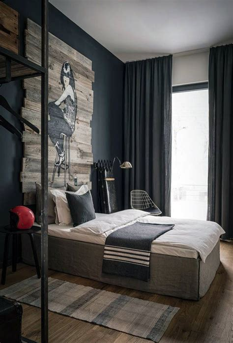 Design Ideas For A S Bedroom by 60 S Bedroom Ideas Masculine Interior Design Inspiration