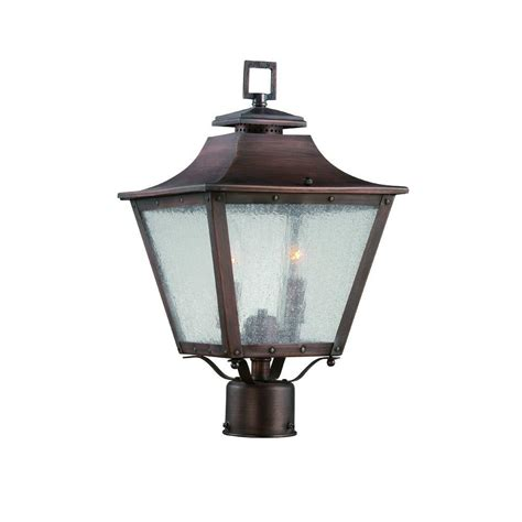 copper exterior light fixtures acclaim lighting lafayette collection 2 light copper