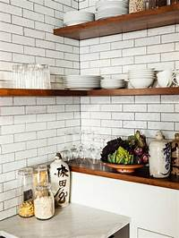 kitchen corner shelves Space-Saving Corner Shelves Design Ideas