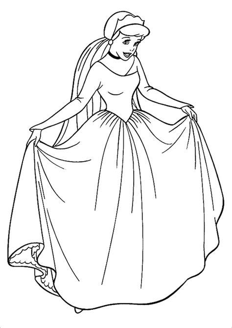 princess coloring pages vector eps jpg  premium templates