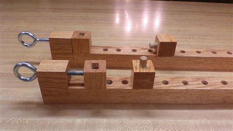 dovetail jig  bar clamps  arcola  lumberjocks