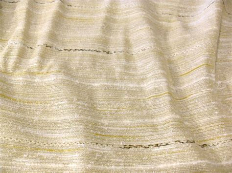 Antique Satin Drapes - vtg rich gold w brown antique satin drapery fabric new ebay