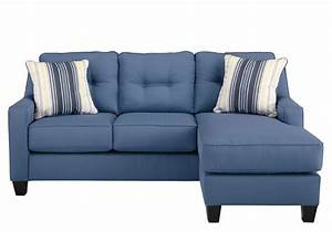 aldie nuvella blue queen sleeper sofa chaise lexington With sectional sleeper sofa overstock