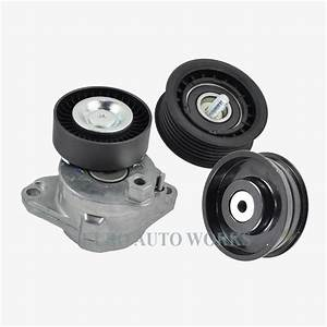 Mercedes  Pulley   2 Idler Pulley