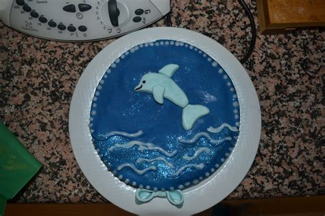 dolphin cake  animal cake baking  food decoration