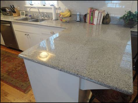 granite tile countertop no grout   Roselawnlutheran
