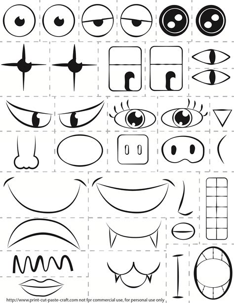 printable activity make a exploring emotions